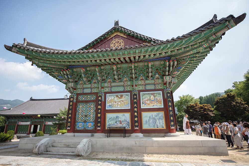 Jungnimjeongsa Temple